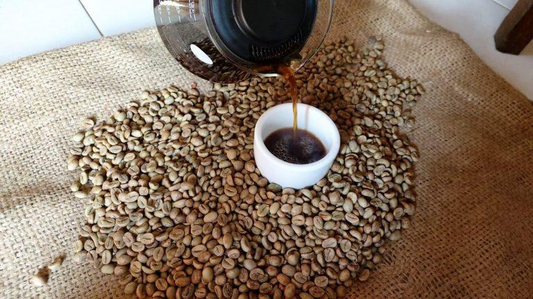 coffee beans exporter