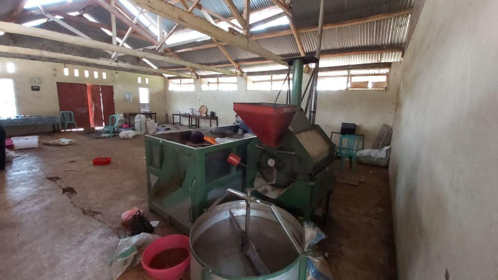 indonesian coffee beans supplier factory